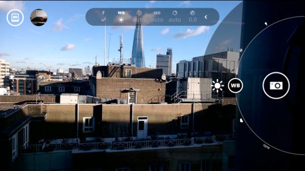 Hình ảnh được chụp từ ứng dụng Nokia Core Pro