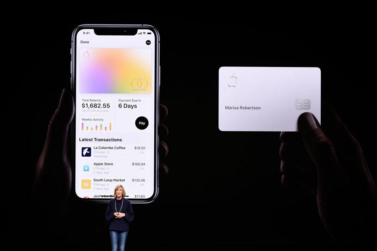apple card là gì