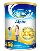 Sữa bột Dielac Alpha 456 - hộp 900g (dành cho trẻ từ 3 tuổi trở lên)
