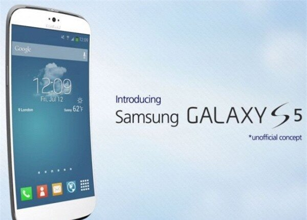 Samsung Galaxy S5 sắp đi vào sản xuất, có vỏ kim loại? 1