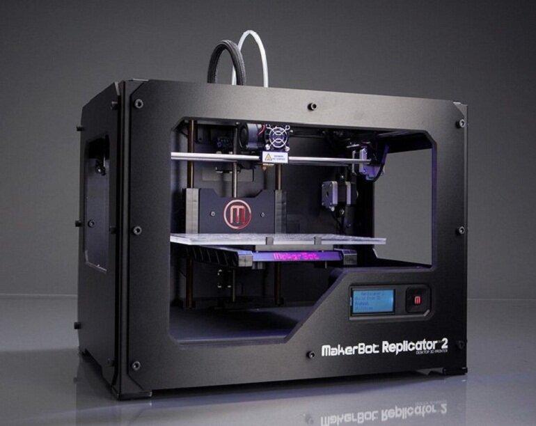 Máy in 3D MakerBot Replicator 2