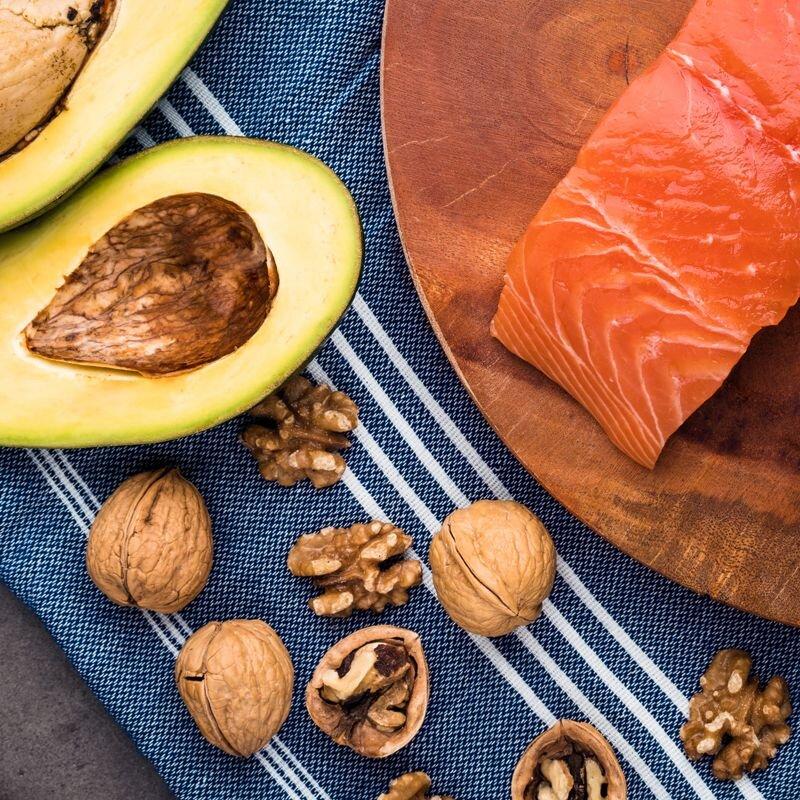Bơ kết hợp với một số loại hoa quả trở thành một món ăn giúp giảm cân hiệu quả