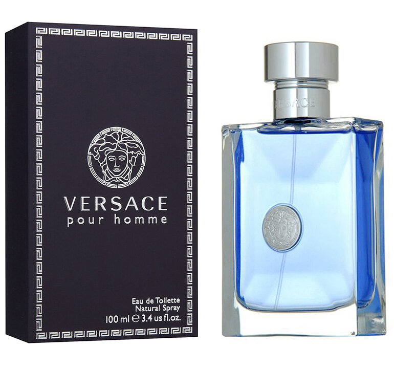 Nước hoa nam Versace Pour Homme thanh lịch và sang trọng