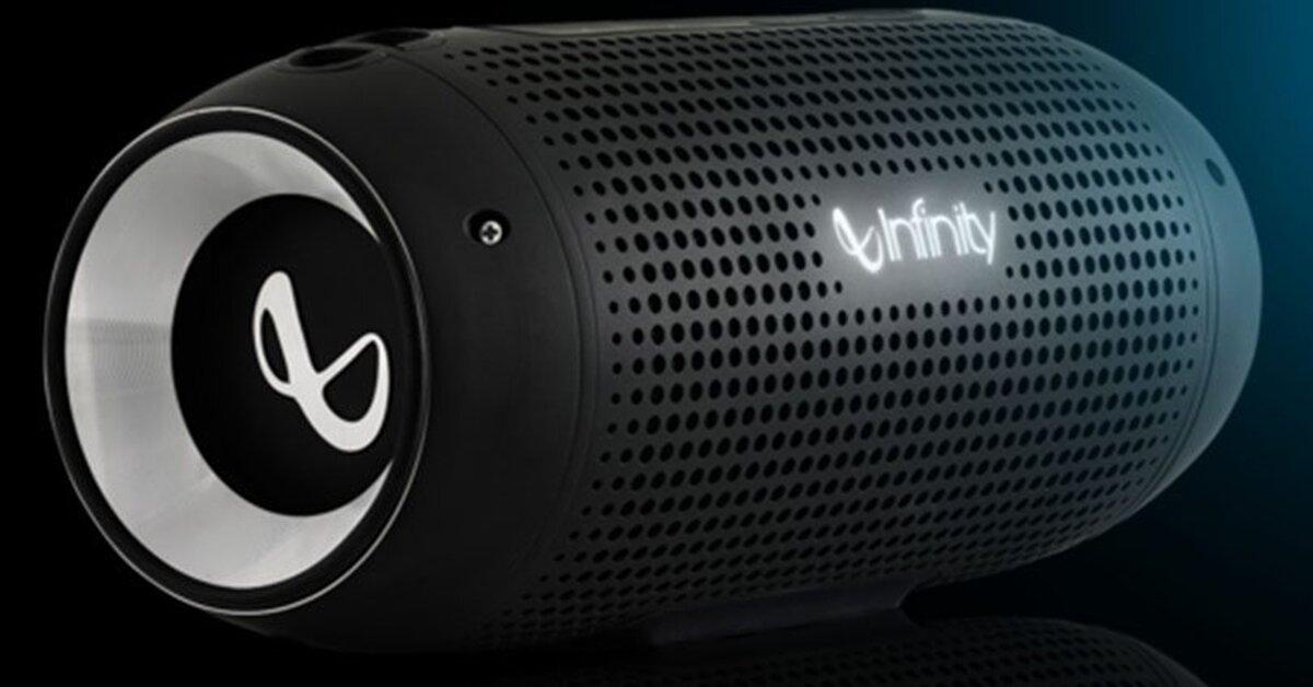 Infinity One: Chiếc loa bluetooth tuyệt vời của Harman Kardon ở phân khúc cao cấp
