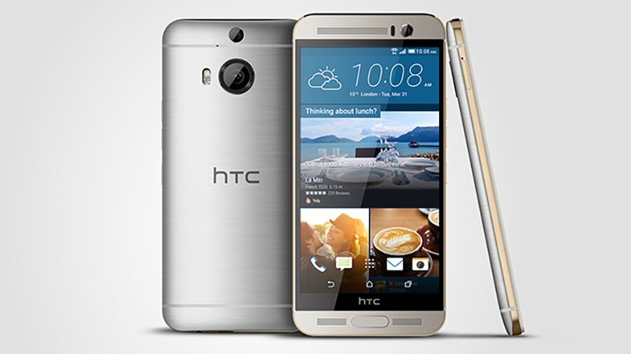 [Infographic] So sánh HTC One M9 và HTC One M9+