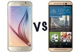 [Infographic] So sánh Samsung Galaxy S6 Edge và HTC One M9
