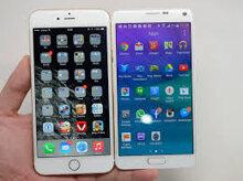 [Infographic] So sánh Samsung Galaxy Note 4 và iPhone 6 Plus