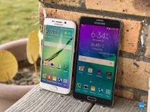[Infographic] So sánh Samsung Galaxy S6 và Samsung Galaxy Note 4