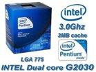 Intel Pentium Dual Core G2030 – Chip siêu rẻ dành cho dân chơi game
