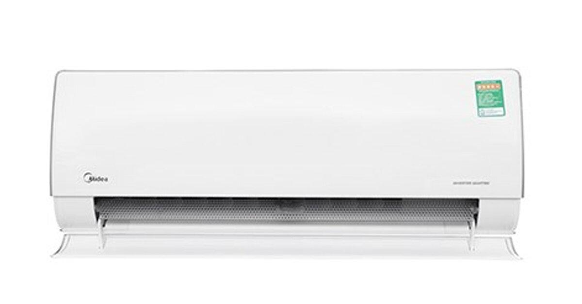 Inverter Quattro sử dụng trong điều hòa Midea là công nghệ gì ? Điều hòa Midea nào sử dụng công nghệ Inverter Quattro đang được ưa chuộng ?