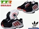 Giày Tennis Nam Ráp Đế Đen đỏ TT145