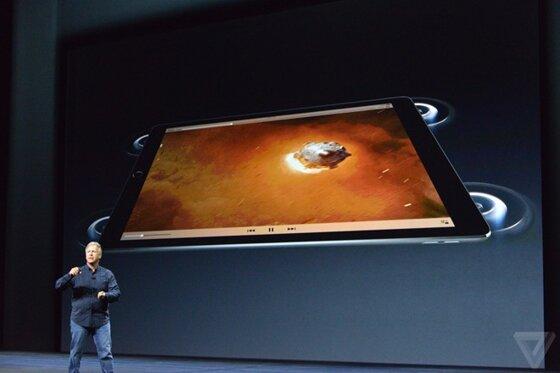 iPad Pro: máy tính bảng cao cấp sở hữu màn hình 12.9 inch