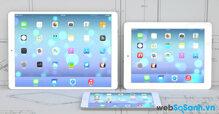 iPad Pro sẽ có màn hình Oxide LCD siêu mỏng