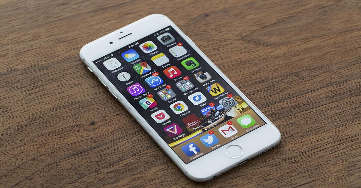Iphone 6 32GB tiếp tục giảm sốc 2 triệu đồng – Người dùng ồ ạt đi mua sắm