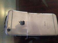 iPhone 6 bỗng dưng nổ như lựu đạn ở Ấn Độ
