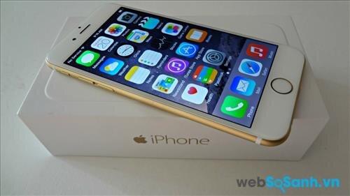 iPhone 6 tiếp tục giảm giá sau 2 tháng ra mắt iPhone 6s