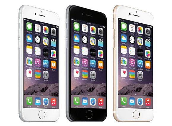 iPhone 6 vượt mốc 4 triệu đơn đặt hàng trong vòng 24 giờ