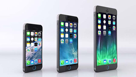 iPhone 6 xuất hiện đúng lúc tablet hụt hơi