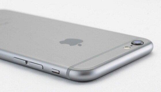 iPhone 6s sẽ không còn dải nhựa ở nắp lưng máy