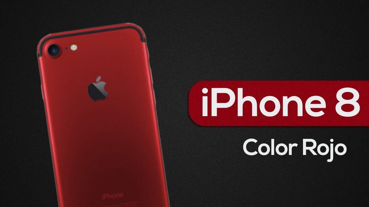 iPhone 8 có những màu nào? Điện thoại iPhone 8 màu đỏ có lộ diện trong lễ ra mắt sắp tới?