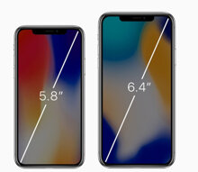 iPhone X chưa lên kệ đã rộ tin đồn Apple cho ra mắt iPhone X Plus sẽ ra mắt vào 2018 ?