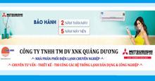 Điện Lạnh Quảng Dương : Uy tín – chất lượng – giao hàng nhanh