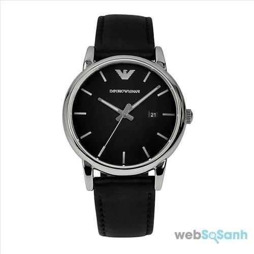 Cách phân biệt đồng hồ Armani thật giả