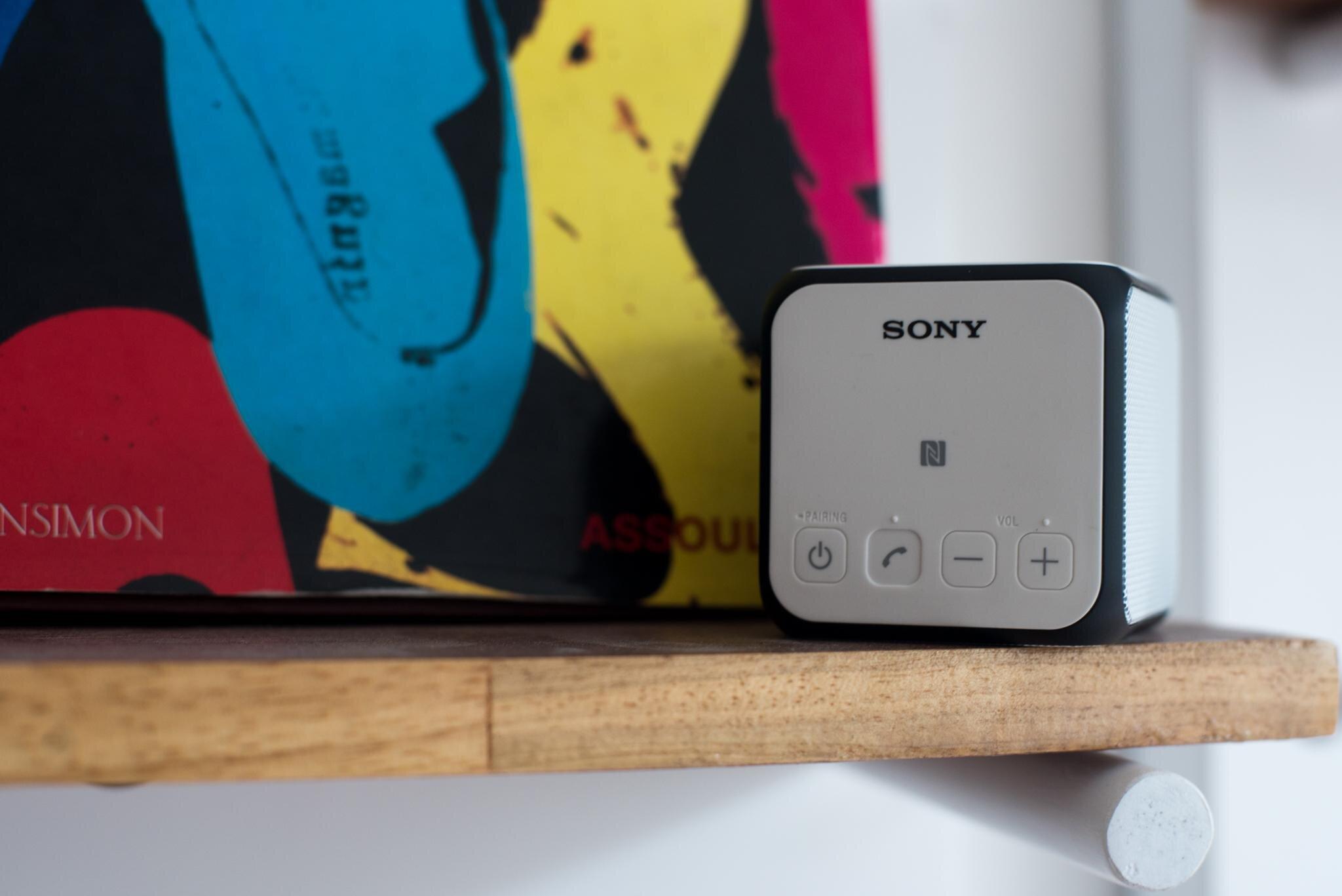 Chỉ với 1.429.000 đồng sở hữu ngay loa Bluetooth Sony SRS-X11