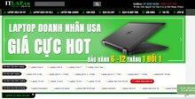 ITLAP.VN – Cửa hàng bán laptop cũ uy tín hàng đầu TP.HCM