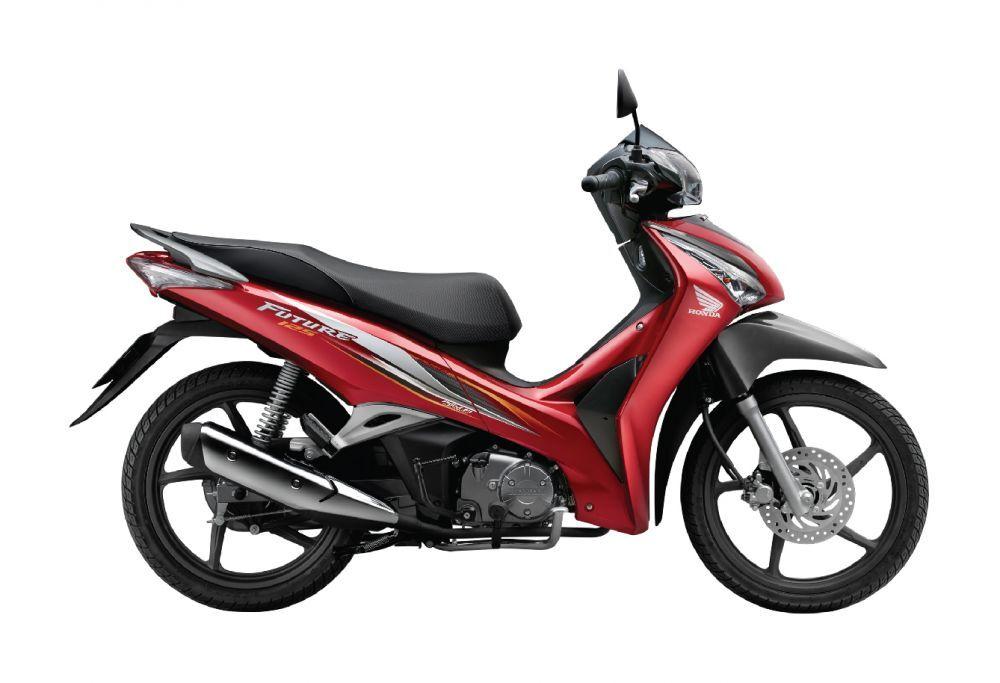 giá xe máy Honda Future 2016