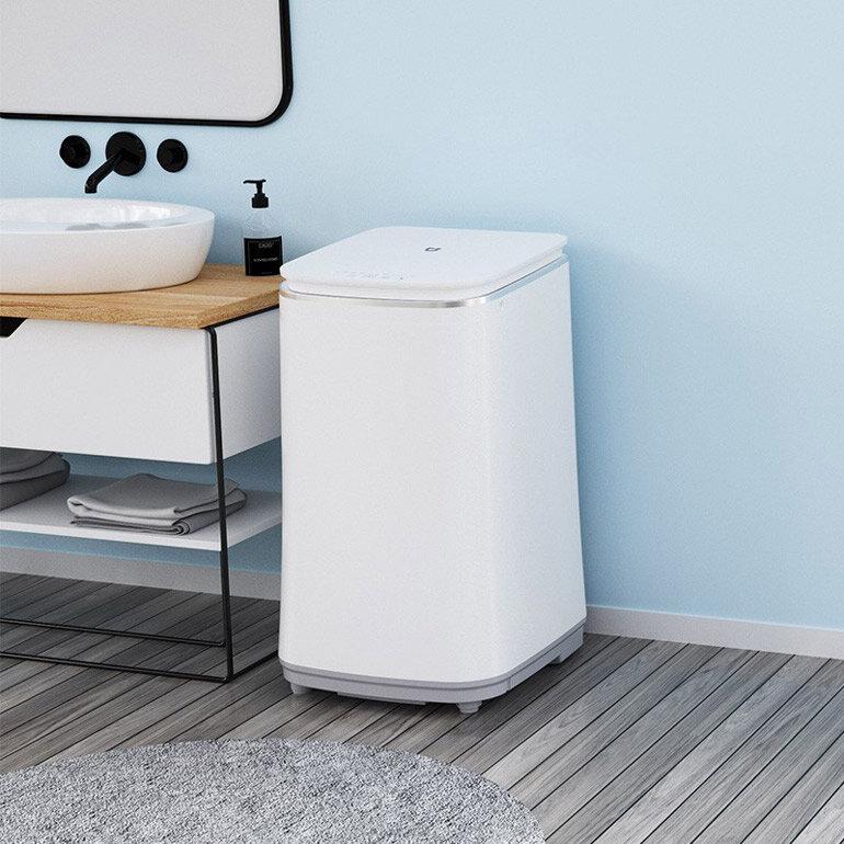Máy giặt mini Xiaomi phù hợp với người độc thân