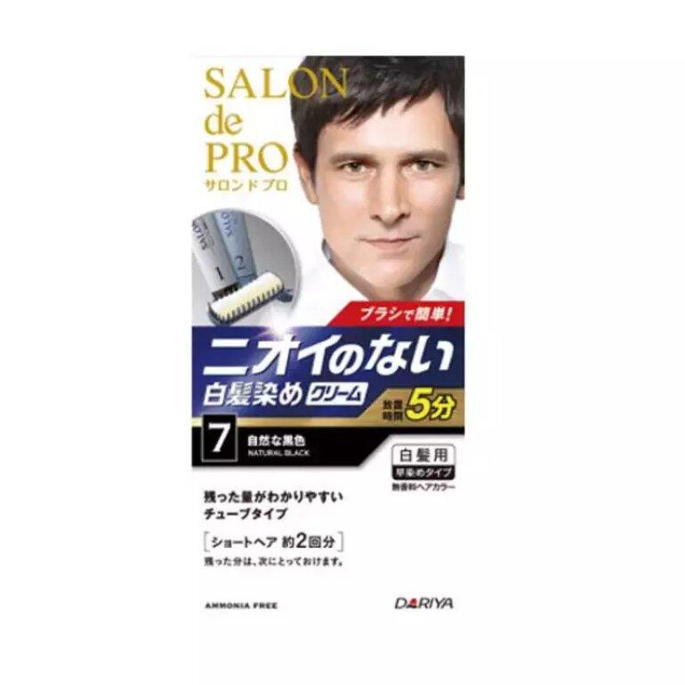 Thuốc nhuộm tóc phủ bạc Dariya Salon de Pro