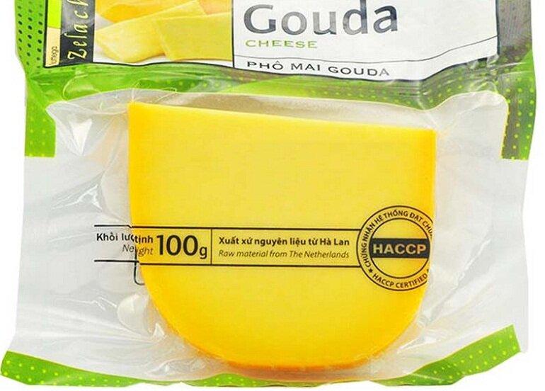 Phô mai Gouda đến từ đâu?  Cách làm mì Ý bò bằm phô mai Gouda tại nhà cho bé