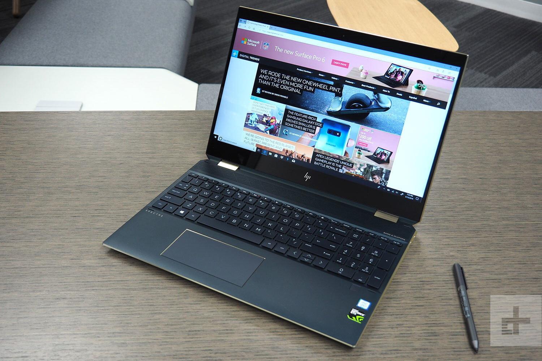 Laptop HP Spectre x360 15T (2019)