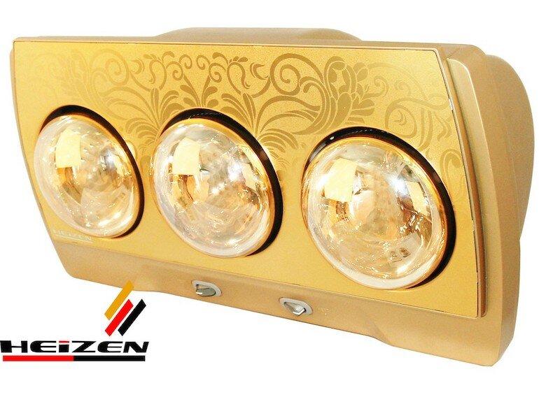 Đèn sưởi Heizen 3 bóng HE-3B