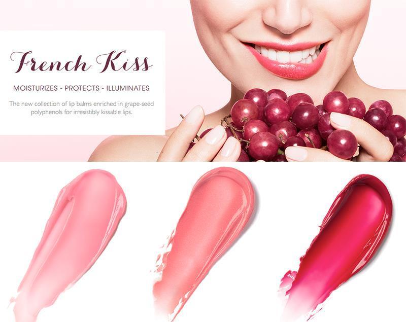 Son dưỡng môi Caudalie French Kiss Tinted Lip Balm