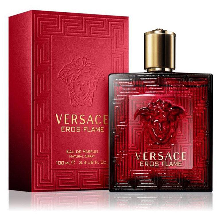 Nước hoa Versace Eros Flame EDP mạnh mẽ đầy quyến rũ
