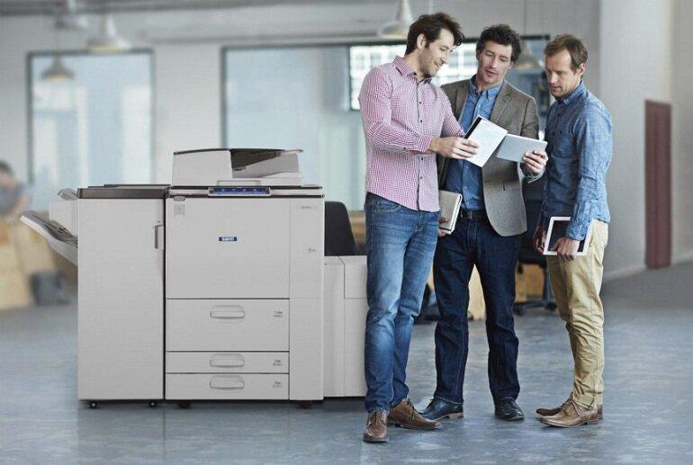 Cho thuê máy photocopy văn phòng.