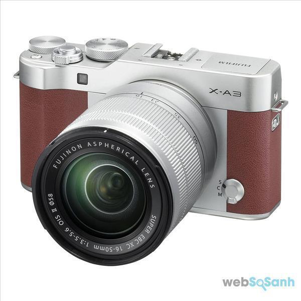 Máy ảnh mirrorless giá rẻ