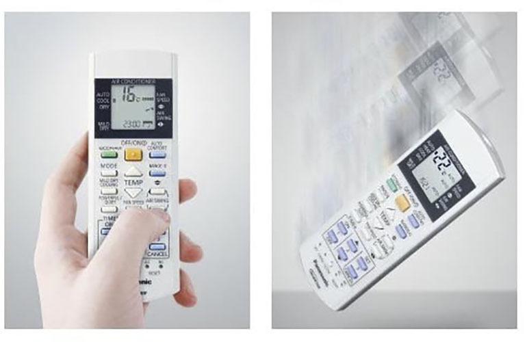 Mua điều khiển điều hoà Pnaasonic ở đâu giá rẻ và chất lượng nhất ?