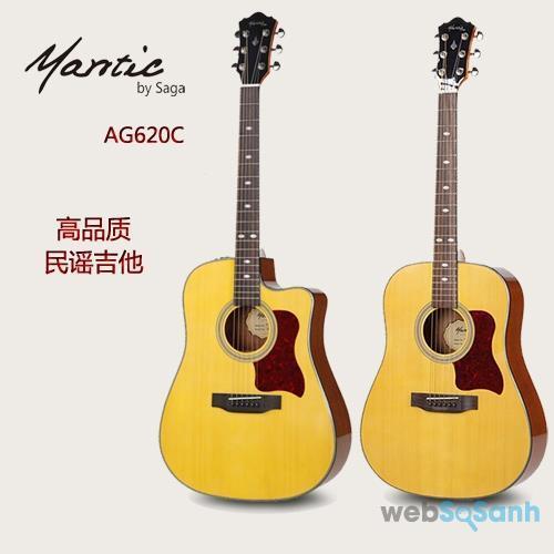 kinh nghiệm mua đàn guitar acoustic