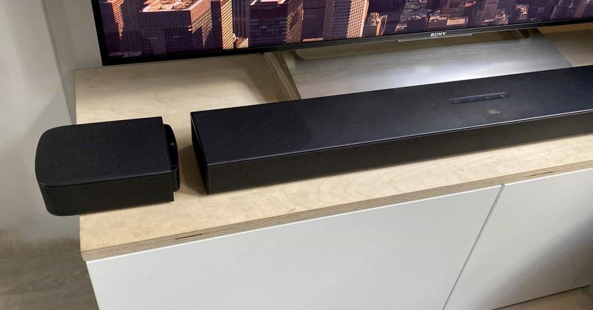 JBL Bar 9.1: Loa soundbar cao cấp nhất của JBL thời điểm hiện tại!