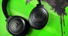 JBL Live 500BT: Đổi mới về chất âm, đàm thoại tốt, tính năng mở rộng