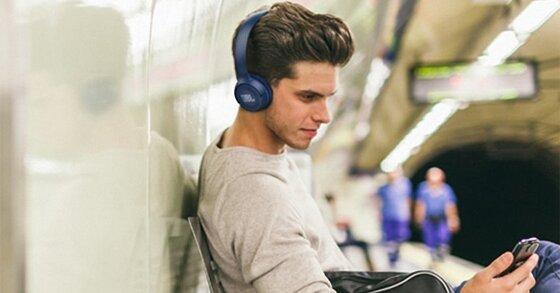 JBL T500: Tai nghe over-ear bao chất từ thiết kế, âm thanh cho đến thời lượng pin