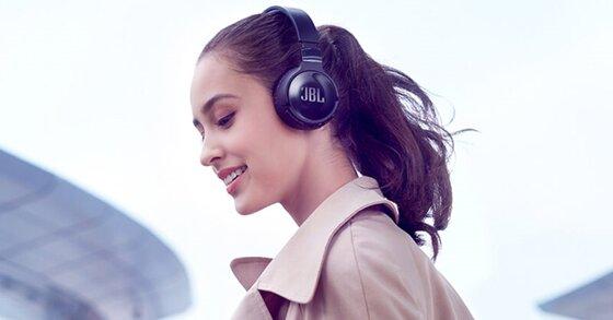 JBL T600BTNC: Tai nghe chống ồn thời trang giá cả phải chăng