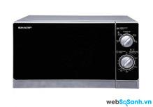 Đánh giá lò vi sóng Sharp R203VNM