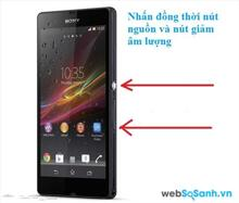 Cách chụp ảnh màn hình trên tất cả các điện thoại di động (phần 2)