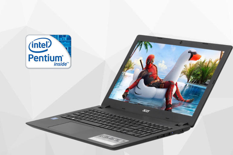 Laptop Acer Aspire A315 31 P2LJ N4200/4GB/500GB/Win10 (NX.GNTSV.010)