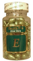 Vitamin E Health Pro aloe vera 90 viên