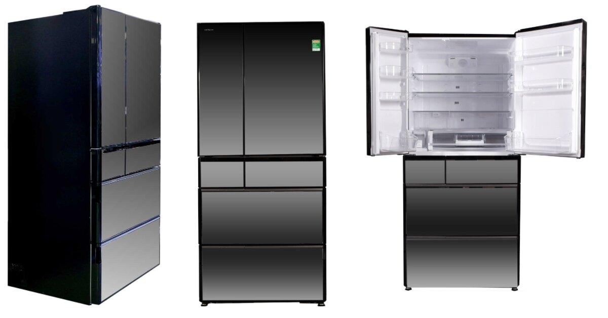 3 sai lầm cần tránh khi mua tủ lạnh 6 cánh Hitachi X670GV(X) 722 Lít Inverter dòng French Door